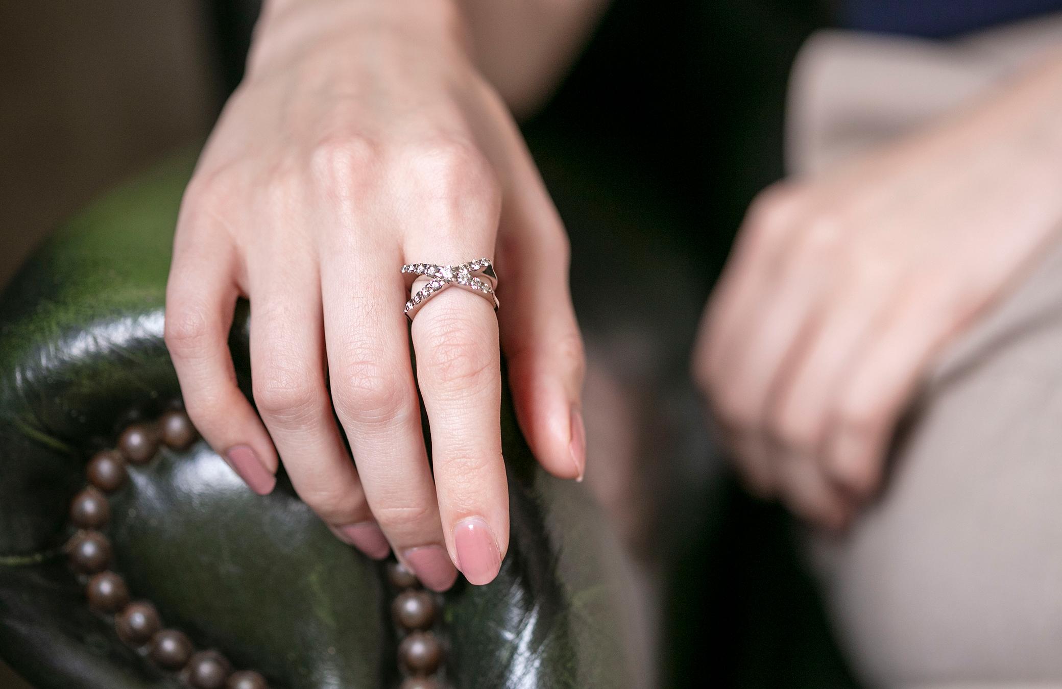 指輪 左手 人差し指